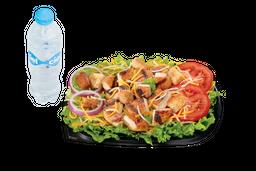 Grilled Salad + Agua gratis