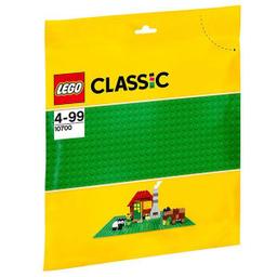 Set de Construcción Lego Classic - Set Base Verde 1 U