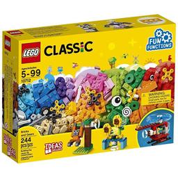 Set de Construcción Lego Clásico Ladrillos Y Engranajes 1 U