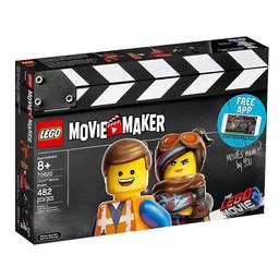 Set de Construcción The Lego Movie 2 Movie Maker Set 1 U