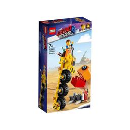 Set de Construcción The Lego Movie 2 Emmet's Triple Wheel 1 U