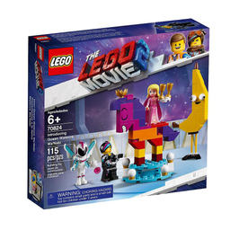 Set de Construcción The Lego Movie 2 Reina Soyloque Quiera 1 U