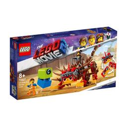Set de Construcción The Lego Movie 2 Ultra Kitty Warrior Lu 1 U
