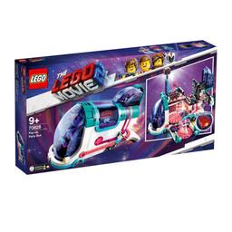 Set de Construcción The Lego Movie 2 Nave Espacial Disco 1 U