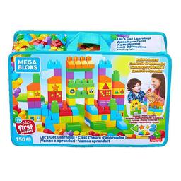 Set de Construcción Mega Bloks Bolsa de 150 Piezas 1 U