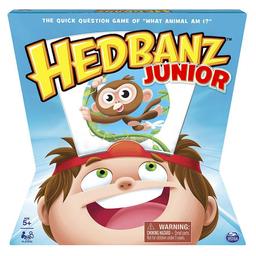Juego de Mesa Hedbanz Jr