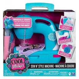 Kit de Manualidades Cool Maker Máquina de Cocer