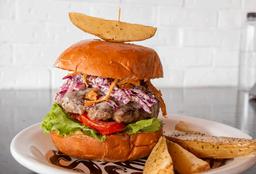Combo Street Burger