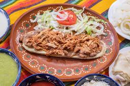 Huarache Estilo México