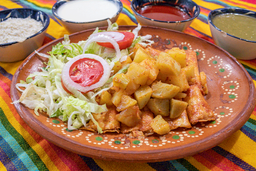 Enchiladas de Queso Sencillas