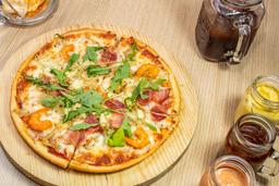 Pizza Fuggazzeta a la Sur