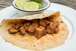 Chicharrón Sinaloense a la Mexicana