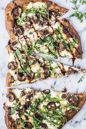 2X1 en Pizza Blanca