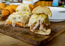 Sándwich de Roast Beef Kosher