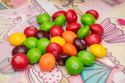Dulces Skittles