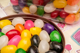Dulces Jelly bean