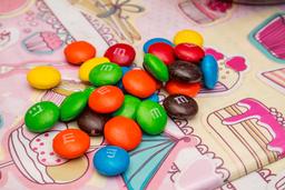 Chocolates M&m Lunetas