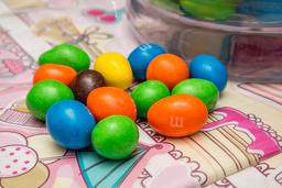 Chocolates M&m Cacahuate