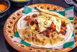 Taco Choriqueso