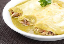 Enchiladas Suizitas Verdes