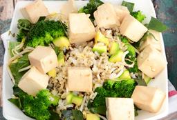 Arrozote con Tofu