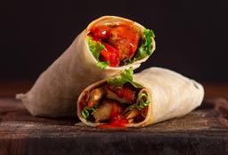 Spicy Chicken Tender Wrap