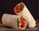 Black Bean & Quinoa Cheese Wrap