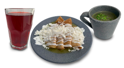 Combo Enchiladas
