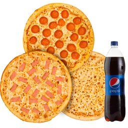 Paquete Pizzero