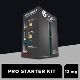 Vype ProStarterKit Black