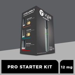 Vype ProStarterKit Silver