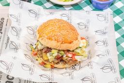 Hamburguesa Jalisco