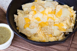 Tortilla Strips Eggs