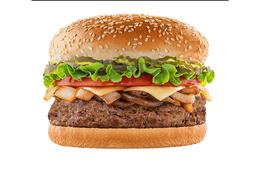 Hamburguesa Carne Tradicional