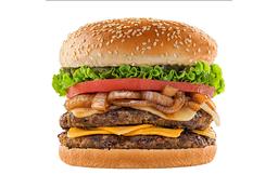 Steaky American Burger