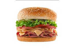 Hamburguesa Roast Beef Burger