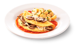 Omelette de Champiñones