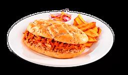 Sandwich Pibil