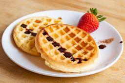 Waffles Natural