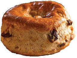 Bisquet de Nuez, Arándano y Pasas