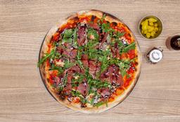 Pizza Prosciutto y Arúgula