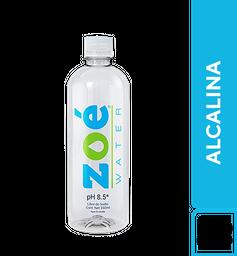 Agua Zoe Natural 355 ml