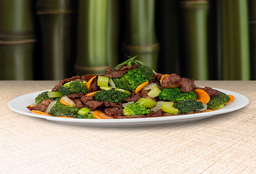 Res con Brócoli