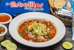 Ceviche Arbolitos