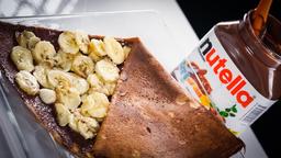 Crepa de Nutella con Plátano