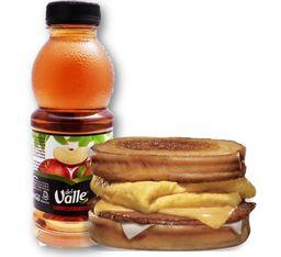 Combo Breakfast Sándwich