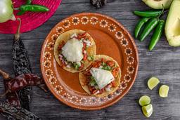 2x1 Tacos al Pastor 🌮🌮😊