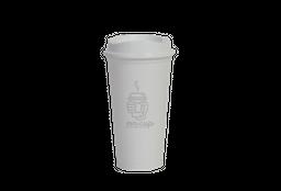 Vaso Reusable Blanco