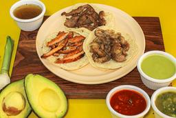 Orden de 3 Tacos