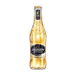 Sidra de manzana Strongbow Gold Botella 330 mL